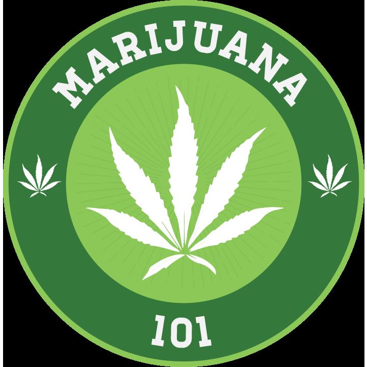 THCU Marijuana 101 Emblem